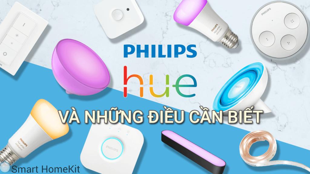 philips hue và những điều cần biết