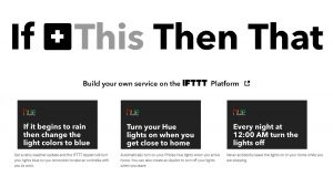 iftt-with-hue