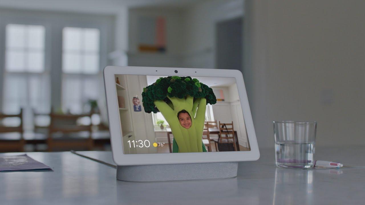 google-nest-hub-max-for-kid